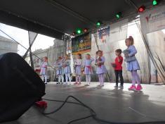 Jarmark - vystoupení dětí