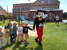 Mickey a Den dětí